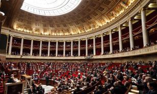 Парламентарии Франции рассмотрят проект  отмены санкций в отношении России