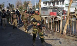 Рядом с американским посольством в Кабуле прогремел взрыв
