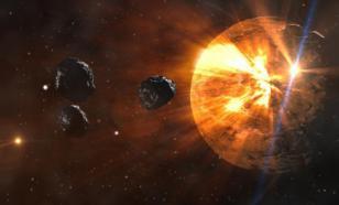 Астероиды Солнечной системы будут уничтожены через 6 млрд лет