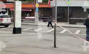 Захватчик заложников в Москве заминировал отделение банка
