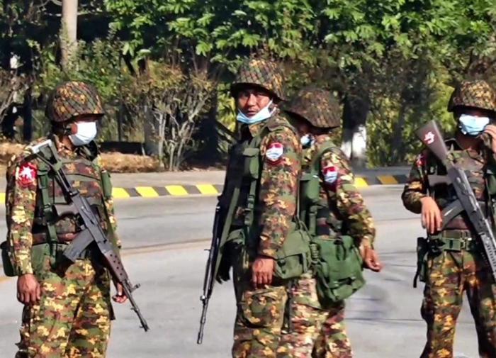 Американский журналист арестован в аэропорту Мьянмы