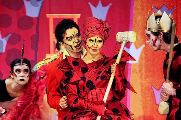 Московский театр мюзикла представит свой первый детский спектакль «Чудеса и куралесы»