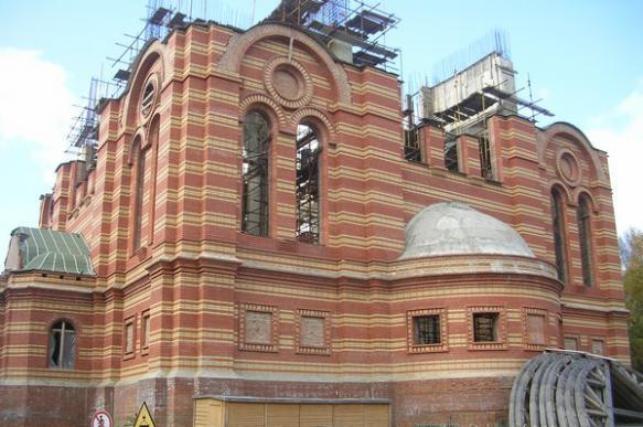 Шесть храмов построят в Новой Москве