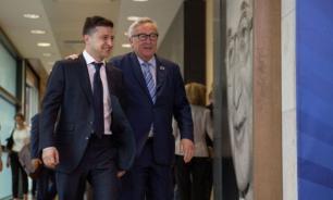 """Глава Еврокомиссии назвал Зеленского """"новым Порошенко"""""""