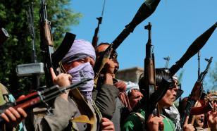 Талибы* открыли огонь в Кабуле для разгона антипакистанской демонстрации