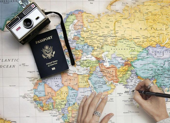 Путешествия в одиночку развивают творческие способности