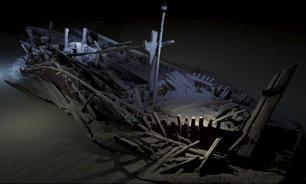 Уникальное судно найдено в Черном море