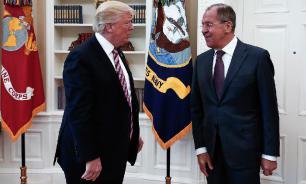 Сергей Лавров в Вашингтоне провел переговоры с Трампом и Помпео