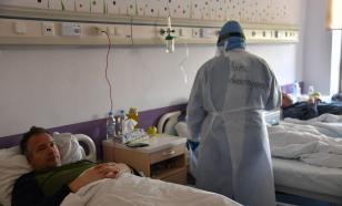 В Петербурге развернули более 9 тыс. коек для пациентов с COVID-19