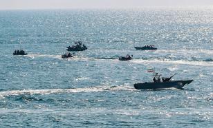 """Иранский генерал назвал ВС США в Персидском заливе """"террористами"""""""