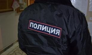 В Москве курьеры разгромили магазин