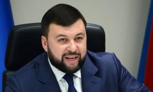 Глава ДНР заявил о росте числа желающих защищать Донбасс
