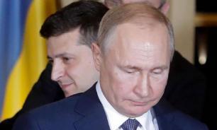 Киев запросил встречу Зеленского с Путиным в Израиле