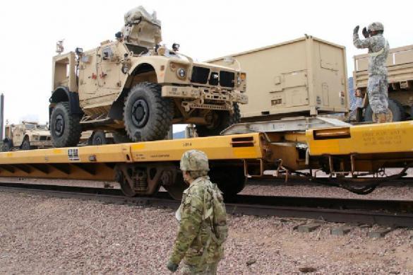COVID-19 уничтожает военное могущество США