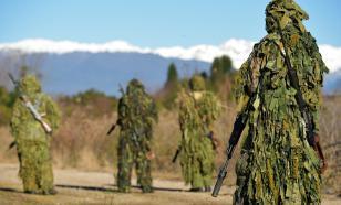 Снайперов учат приемам успешного боя времен Великой Отечественной