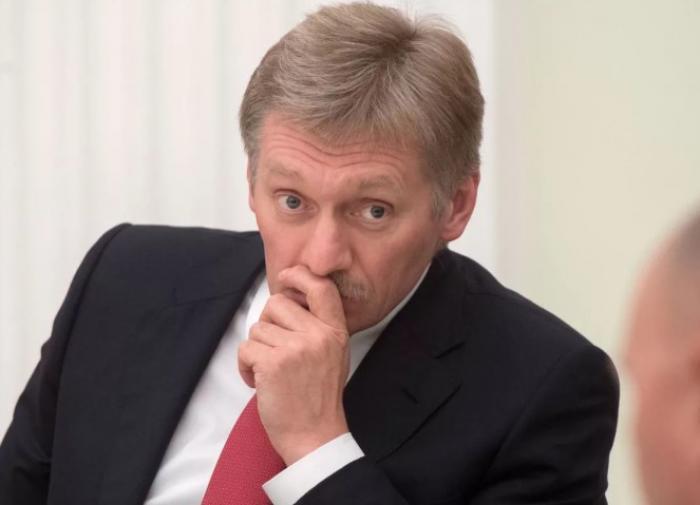 В Кремле оценили заявление Зеленского о создании новых военных баз
