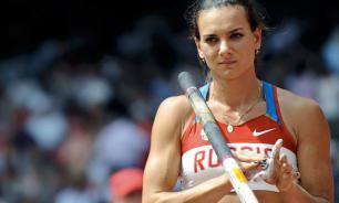 Елена Исинбаева может лишить США Олимпиады-2024