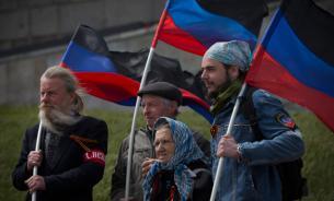 Донбасс: три года крови и слез