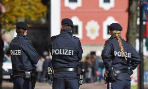 На территории аэропорта города Линц в Австрии произошел взрыв