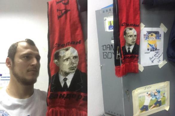 """Испанские фанаты сорвали матч из-за украинского """"нациста"""" Зозули"""