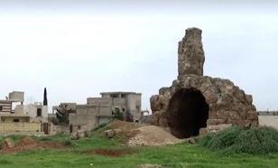 """Сирийские военные обнаружили """"камеры пыток"""" в поселке под Алеппо"""