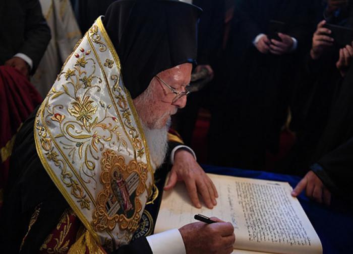 """Вильям Шмидт: """"Отдать Софийский собор православным – самый мощный шаг"""""""