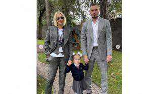 Лера Кудрявцева определила трёхлетнюю дочь в элитный детский сад