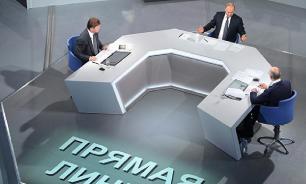 Путин выпрямил линию