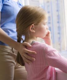 Что могут сделать родители, когда ребенок испытывает тревогу