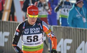 Стрельцов занял третье место в индивидуальной гонке на Кубке IBU
