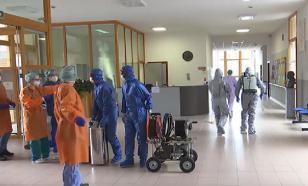 В Иране 93 человека умерли от коронавируса за последние сутки