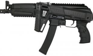 Американцы высоко оценили новый пистолет-пулемёт Калашникова