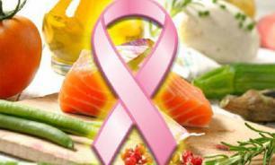Диета против рака молочной железы