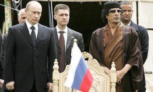 Бумеранг, брошенный в Каддафи, вернулся