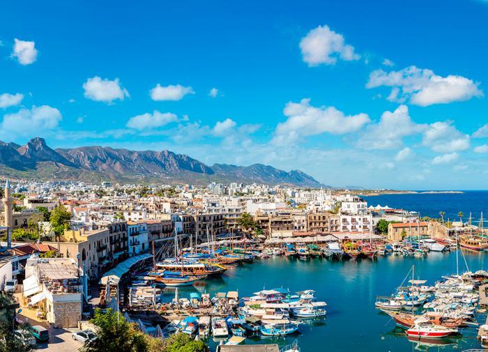 Кипр готов принять первых туристов из России в конце августа