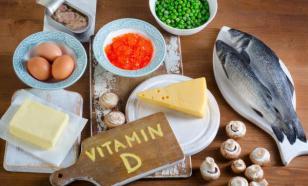 Медики назвали признаки дефицита витамина D