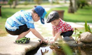 Дети - бессимптомные переносчики COVID-19, показало исследование