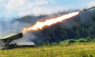 """Огнемётные системы """"Тосочка"""" поступили на вооружение в войска ЦВО"""