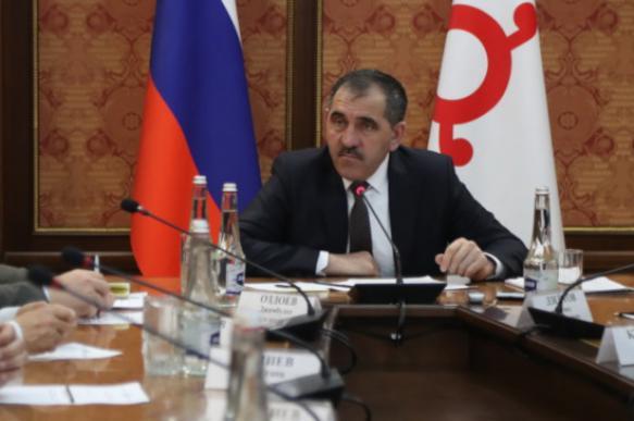 Главы регионов Северного Кавказа отреагировали на заявление Евкурова об отставке