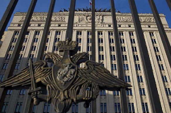 Минобороны не подтверждает данные о гибели российских военных в Сирии