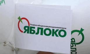 Московские яблочники увязли в очередном партийном скандале