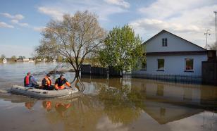 В Подмосковье подтопило 10 дачных домов и 83 участка