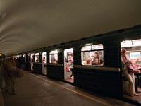 Поезда без машинистов появятся в метро.