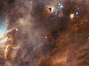 Звездное небо создали... черные дыры?