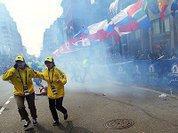 Участника марафона преследовали взрывы