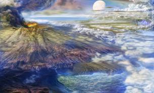 Жизнь на Земле возникла из лужи
