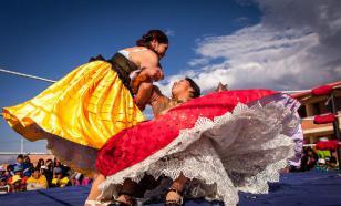 Как женщины устроили революцию в боливийской борьбе (часть 1)
