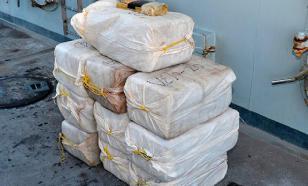 Колумбийцы перевозили кокаин на подлодке