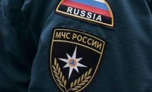 В Вологодской области в реку упал вертолёт