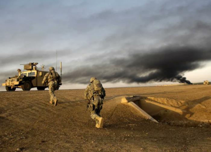 США вооружают Ближний Восток ради своей нацбезопасности